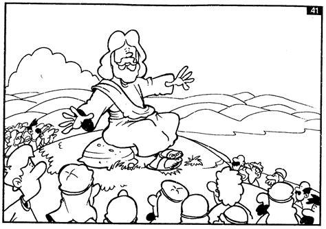 imagenes para colorear jesus y los niños jesus y los ni 241 os para colorear imagui