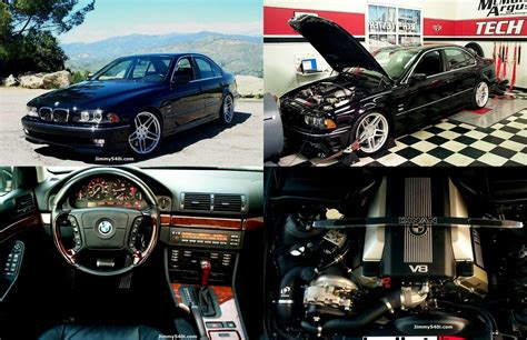 200 bmw 540i 2000 bmw 540i dinan supercharger 1 4 mile trap speeds 0 60