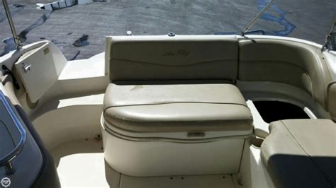 deck boats for sale in charleston sc 2001 sea ray boats 240 sundeck charleston sc for sale