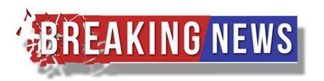 breaking news logo picture template banner licenciement en masse