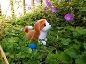 speelgoed hond die loopt en blaft unboxing playing walking and talking puppy dog toy