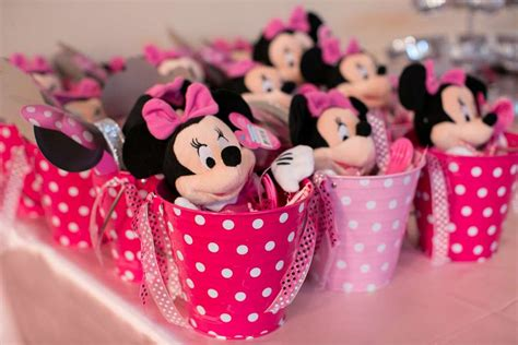 Minnie Mouse Birthday Decorations by Minnie Mouse Birthday Ideas Photo 9 Of 10 Catch