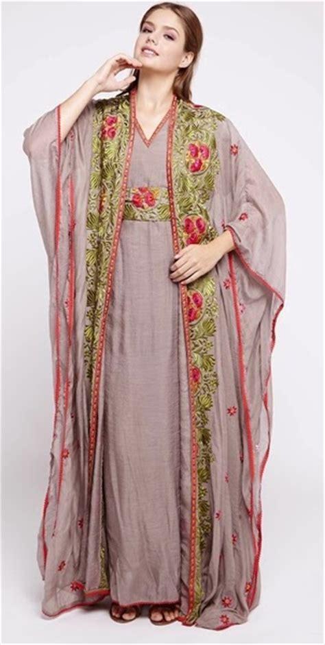 Adha 3 Maxi arab maxi tunics dress colorful wear arabic