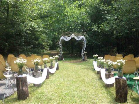 fall simple outdoor country wedding ideas rustic ghost