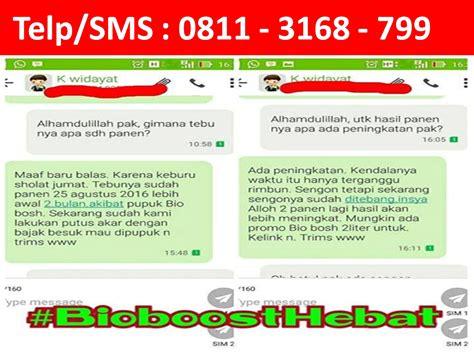 Pupuk Bioboost Perkebunan 0811 3168 799 telp wa pupuk cair organik