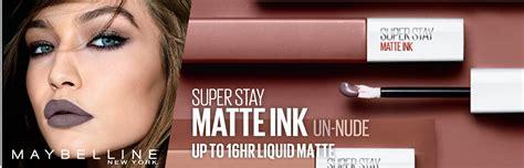 Maybelline New York Matte maybelline new york stay matte ink lip