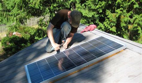 Eartheasy Blogour Simple Diy Home Solar Power System Eartheasy