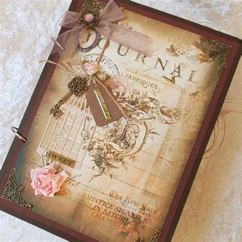 Wedding Journal by Wedding Journal Scrapbook Guests Book Vintage Story