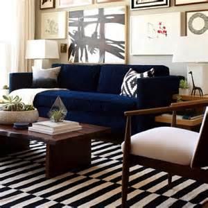 Royal Blue Living Room Rug Simple Details Ikea Stockholm Rand Rug