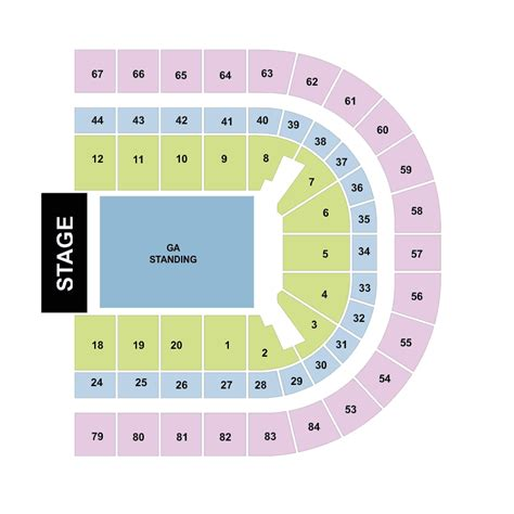 allphones arena floor plan 28 sydney allphones arena general admission sydney