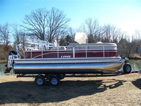 lowe tritoon boats for sale lowe ss210 rfl tritoon boat for sale from usa