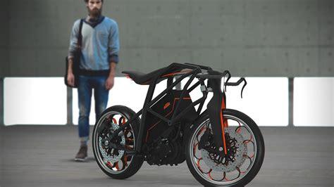 motor design projet 201 tudiant ktm ion moto par daniel brunsteiner