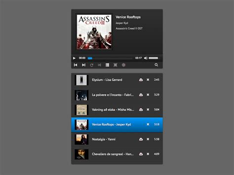 html5 player template vimuse html5 media player by cosmocoder codecanyon