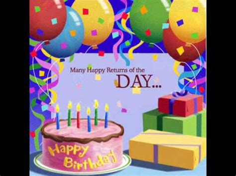 happy birthday song make a name best happy birthday song