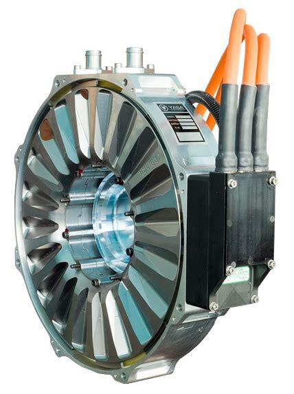 100kw Electric Motor by The Yasa 750 Motor 750nm 100kw Peak Performance