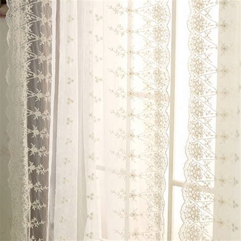 lacy curtains lace curtain
