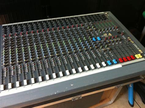 Mixer Spirit Live 4 Bekas soundcraft spirit live 4 image 418464 audiofanzine