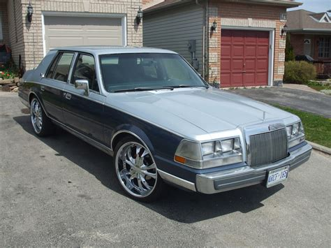 how to work on cars 1987 lincoln continental mark vii electronic throttle control princepatty 1987 lincoln continental specs photos modification info at cardomain