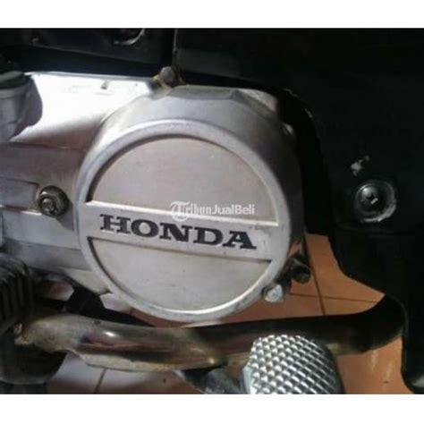 Kaki Genjot Mesin Kepala Hitam motor honda supra x second tahun 2002 hitam mesin halus bandung jawa barat dijual tribun