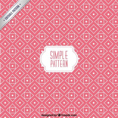 pattern geometric pink pink pattern in geometric design vector free download