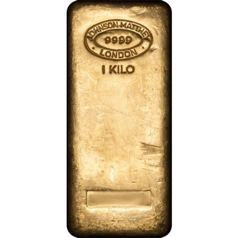 1 Kilo Silver Bar Johnson Matthey - buy 1 kilo johnson matthey 999 gold bars jm bullion