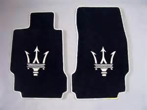 Maserati Floor Mats Uk Maserati Floor Mat Kits