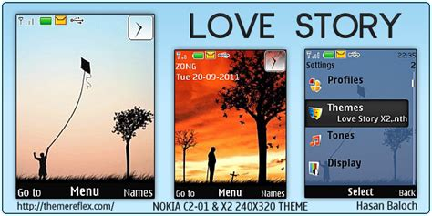 download themes for nokia with tone nokia x2 01 themes with tone free download free blogsandmore