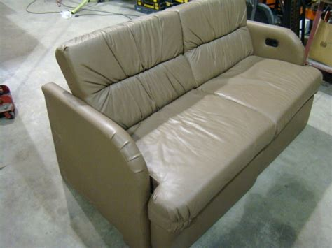 rv couches used rv parts used rv furniture for sale leather sofa jack
