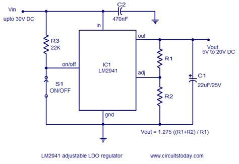 fully integrated ldo voltage regulator for digital circuits fully integrated ldo voltage regulator for digital circuits 28 images ldo regulator low