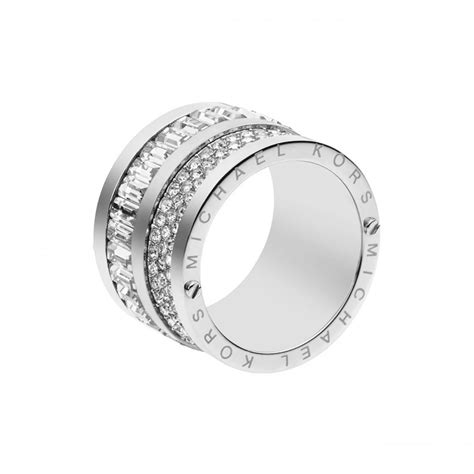 michael kors mkj2751040 barrel ring francis