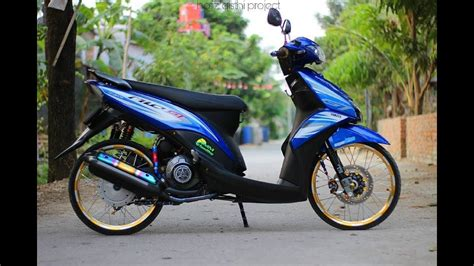 Modifikasi Matic Yamaha modifikasi matic yamaha mio j kece