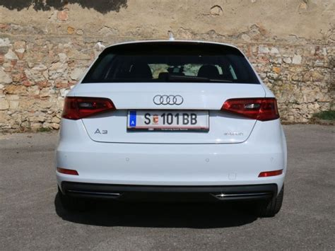 Testbericht Audi A3 by Audi A3 E In Hybrid Im Test Auto Motor At