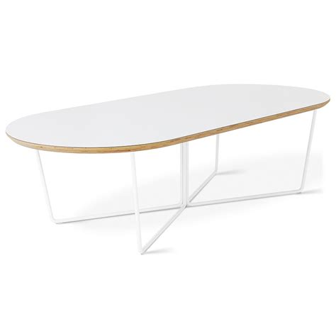 White Oval Coffee Table Gus Modern Array White Oval Coffee Table Eurway