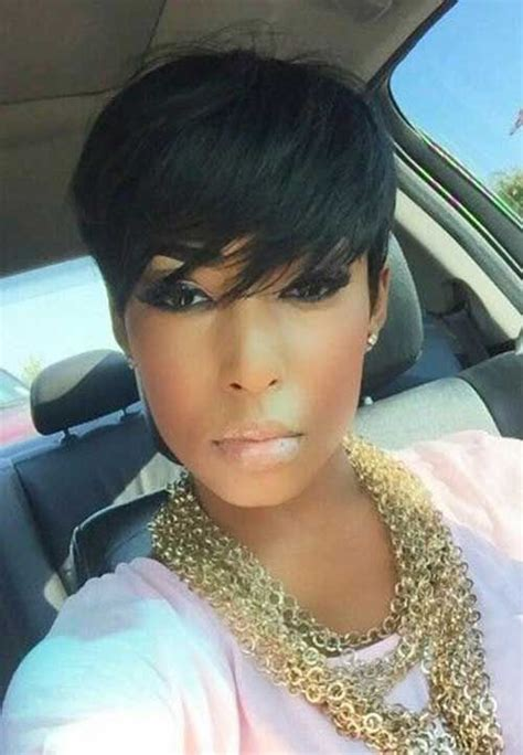 pictures of average peoples short hairstyles best 25 short black hairstyles ideas on pinterest bob