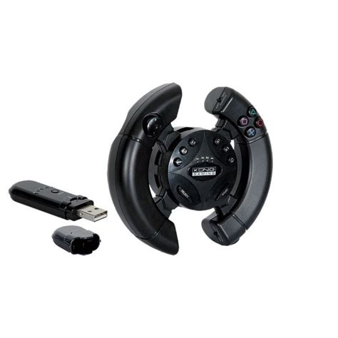 volante ps3 wireless volante wireless peque 241 o para ps3 6axis hiper electr 243 n