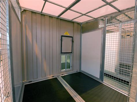 Interior Design Videos by Containerized K9 Kennel Armag Corporation