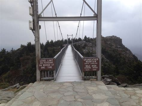 mile high swinging bridge blowing rock nc mile high swinging bridge blowing rock nc 28 images 17
