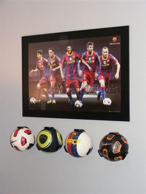 soccer decorations for bedroom 165 best soccer decor images on pinterest football decor