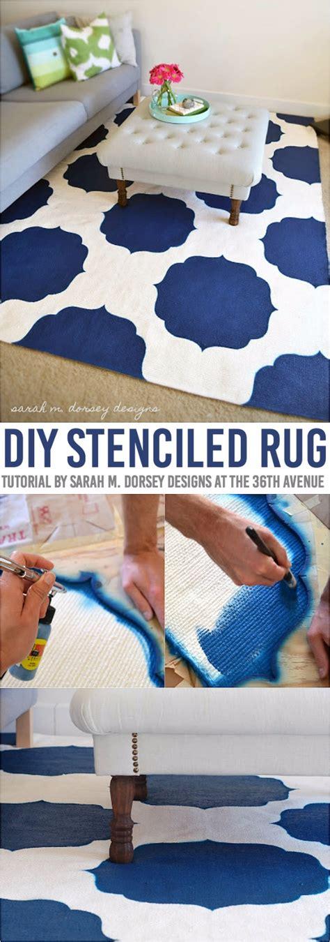 diy bathroom rug 32 brilliant diy rugs you can make today diy