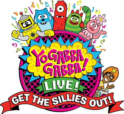 gabba gabba live yo gabba gabba live patriot center fairfax va tickets