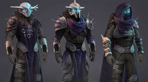 Iron Shadows Path Of The Lost 2 destiny 2 fan shares awesome fallen cabal armor sets