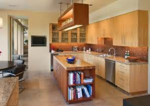 Kitchen Cabinets Hanging From Ceiling Creative Ways To Use Hanging Storage In Your Kitchen