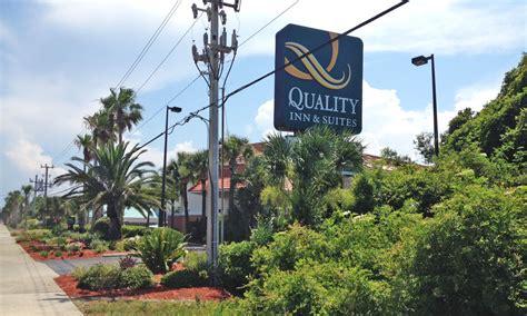 comfort inn st augustine beach quality inn suites st augustine fl