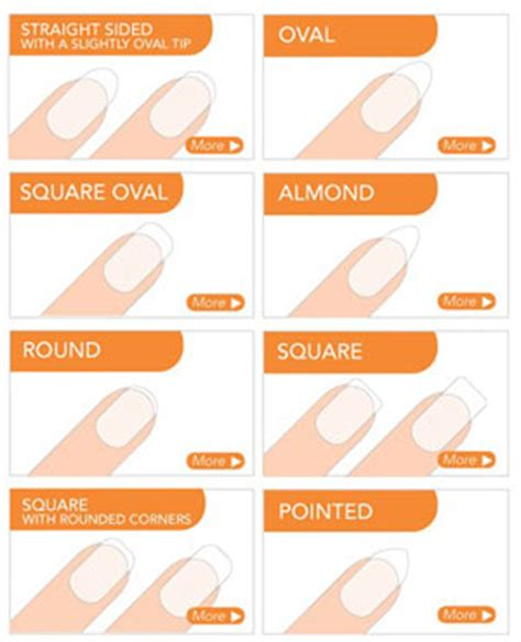 what is the right for me ask what is the best nail shape for me