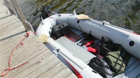 mariner 4 boat intex mariner 4 inflatable boat youtube