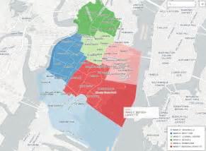 Neighborhoods In Map Wards And Neighborhoods Dashboards Jersey City Open Data