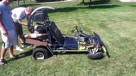 Handmade Go Kart - custom go kart www pixshark images galleries with