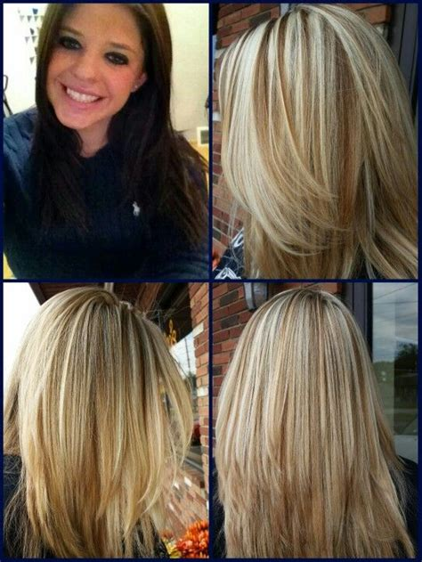 pics of platinum blonde highlights platinum blonde highlights pretty hairstyles pinterest