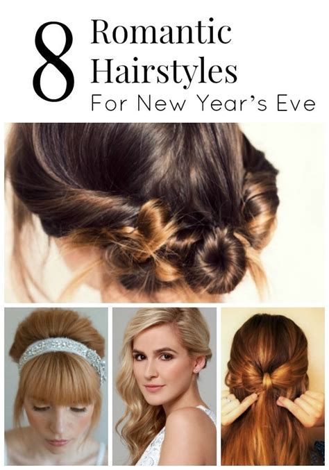 romantic hairstyles for school 8 romantic hairstyles for new year s eve romantic high