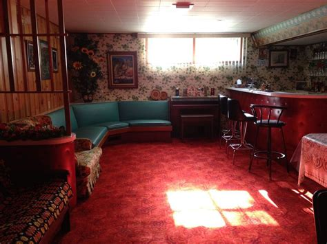 what is a rumpus room 1957 time capsule basement rumpus room downstairs in the american house retro renovation